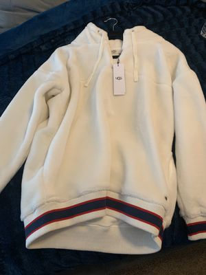 UGGs Kailani High Pile Sherpa Rugby Pocket Hoodie for Sale in Euless, TX