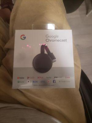 Google Chromecast (3rd Generation) for Sale in Phoenix, AZ