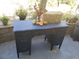Antique painted desk for Sale in Los Angeles, CA