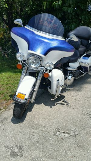 Harley Davidson Ultra Classic for Sale in Lake Wales, FL