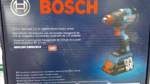 Bosch quarter inch hex Drive Square impact for Sale in Phoenix, AZ