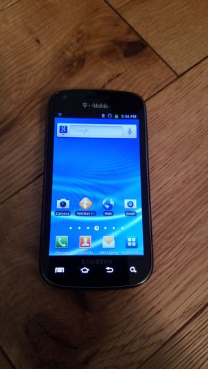 T Mobile Samsung Galaxy S2 Android phone for Sale in Concord, CA