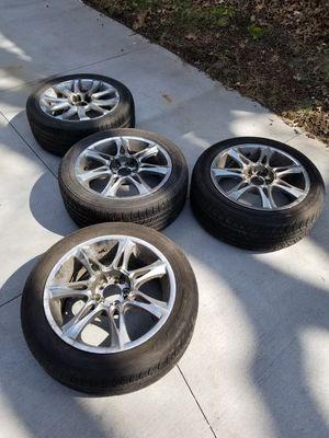 Used rim tire set for Sale in Lincoln, NE