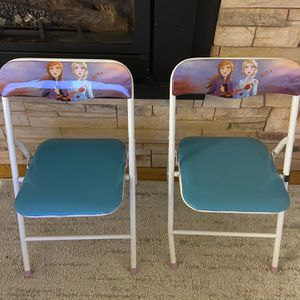 Two Kids Frozen 2 Chairs New for Sale in Redmond, WA