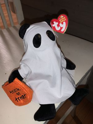 Shudders Beanie Baby Ghost Ty 👻 for Sale in Kansas City, MO