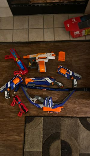 NERF GUNS AND BOOM CO. for Sale in Dallas, TX