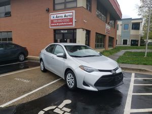 2017 Toyota Corolla clean title for Sale in Gaithersburg, MD