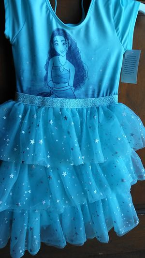 New dress from Disney, Moana size 4t for Sale in Paramount, CA
