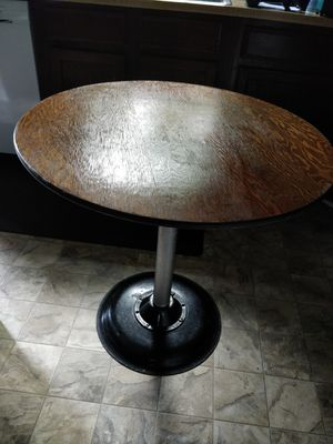 restaurant table (vintage) for Sale in Herndon, VA