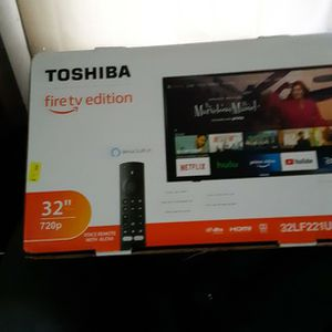 32in Toshiba TV Brand New In Box Next for Sale in College Park, MD
