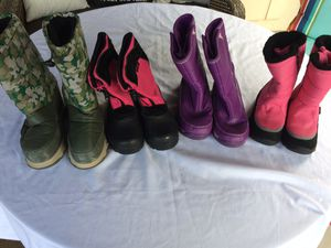 Kids/youth Snow Boots for Sale in Kent, WA