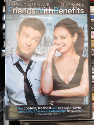 Friends With Benefits (DVD) for Sale in Miami, FL