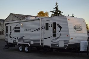2011 Salem by Forest River T26 Travel Trailer RV/Camper for Sale in Parkland, WA