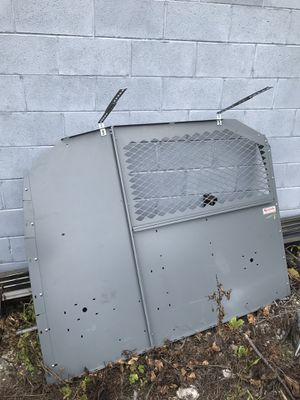 Chevy express van cage for Sale in Columbus, OH