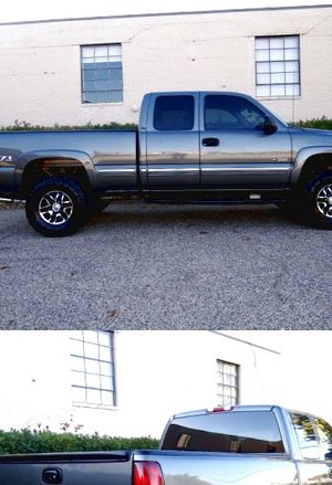 2001 Chevrolet Silverado for Sale in Tovey, IL