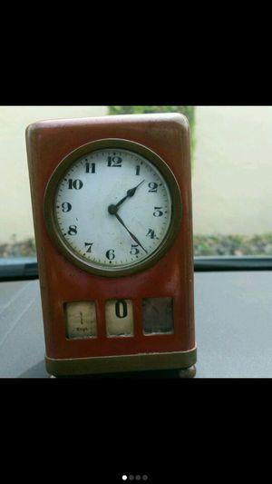 Antique clock for Sale in Burlingame, CA
