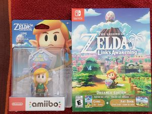 The Legend of Zelda Link's Awakening dreamers Edition for Sale in Providence, RI