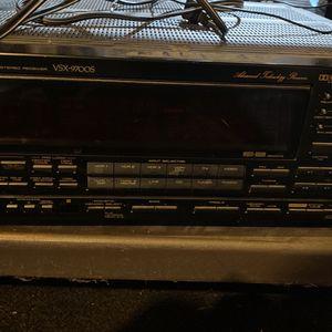 Pioneer Receiver- VSX 9700S for Sale in San Jose, CA