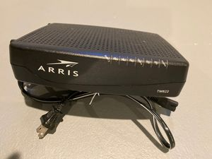 ARRIS (Comcast -xfinity) Cable modem for Sale in Flemington, NJ