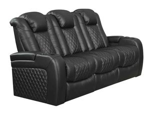 NEW Modern Black Power Reclining Sofa $995.00 for Sale in Vancouver, WA