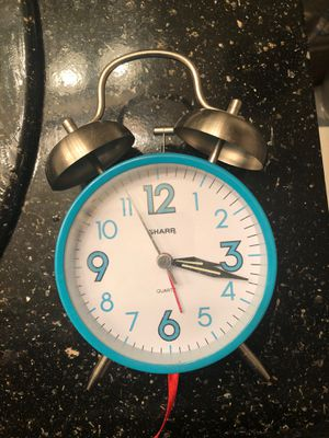 Cute Alarm Clock!! for Sale in Casa Grande, AZ