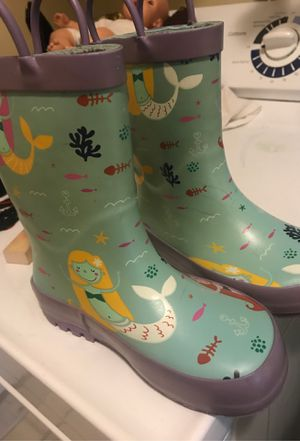 Rain boots 👢 for Sale in Fort Myers, FL