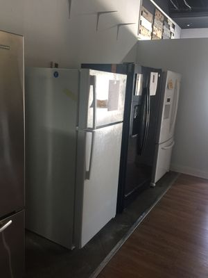 Appliances scratch and Dent, Refrigerator, stoves, dishwashers Stainless Steel all for sale. Refrigeradora, estufas lavadora secadora eléctrica con d for Sale in Oakland Park, FL