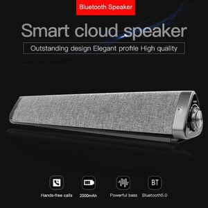 ALLOYSEED smart cloud speaker high quility Bluetooth 5.0 Speaker remote card speaker long computer audio use for Computer phone for Sale in Denver, CO