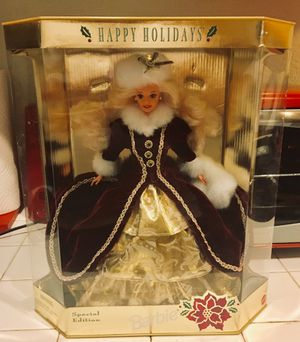 Happy Holidays Barbie for Sale in Las Vegas, NV