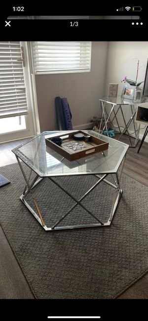 Coffee table sets for Sale in Pompano Beach, FL