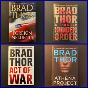 Brad Thor Book Collection | 17 Books for Sale in Renton, WA