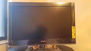 """Hitachi L32C205 32"""" 720p HD LCD Television with TV stand. for Sale in Tampa, FL"""