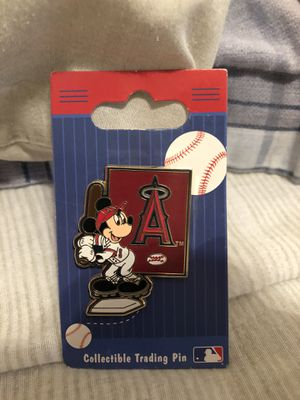 Disney Mickey Mouse LA Angels collectors pin for Sale in Mesa, AZ