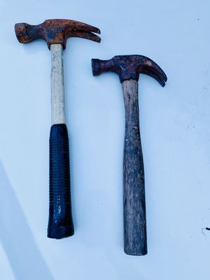Two Used Hammers - EUC for Sale in Round Rock, TX