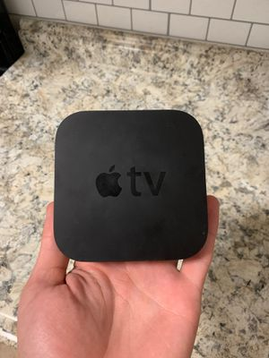 Apple TV 3rd Generation A1469 for Sale in Washington, DC