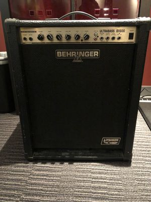 Behringer Ultrabass BX600 for Sale in Seattle, WA