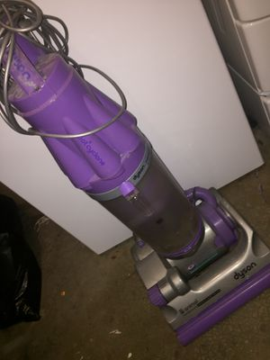 Dyson purple vacuum for Sale in Oakton, VA