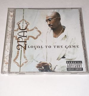 2 PAC/Tupac - Loyal To The Game 2004 Tribute Album. for Sale in Orange, CA