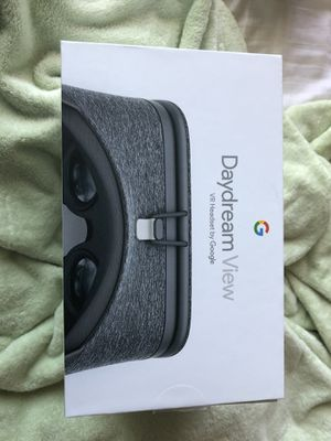 Daydream view google VR headset for Sale in San Jose, CA