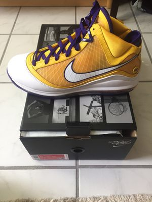 "Nike Lebron 7 ""Media Day"" size 12 DS for Sale in Fairfax, VA"