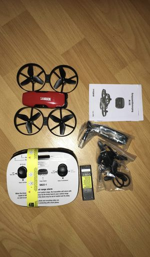 Drone with Camera for Kids and Beginners, APP and Remote Control 720P HD FPV Quadcopter, Intelligent Operation Altitude Hold, Headless Mode, One Butt for Sale in Lake Forest, CA
