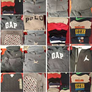Baby Boy Name Brand Clothing /Polo, Nike, Levi,Tommy/ Sizes 3-6 months/ 9-12months/ WHOLESALE Prices/ Have ALOT left/ Long&Short Sleeve Onesies etc. for Sale in Atlanta, GA