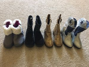Girl Boots for Sale in Killeen, TX