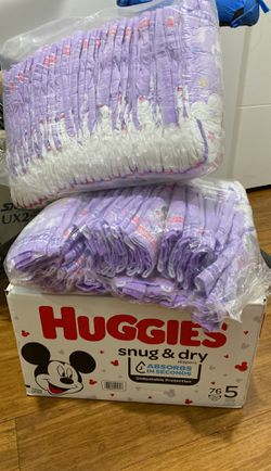 Huggies pull up/diapers for Sale in Seattle,  WA