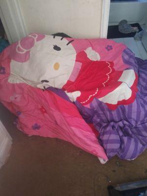 Hello kitty comforter for Sale in Alexandria, VA