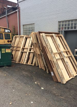 Free pallets for Sale in Pittsburgh, PA