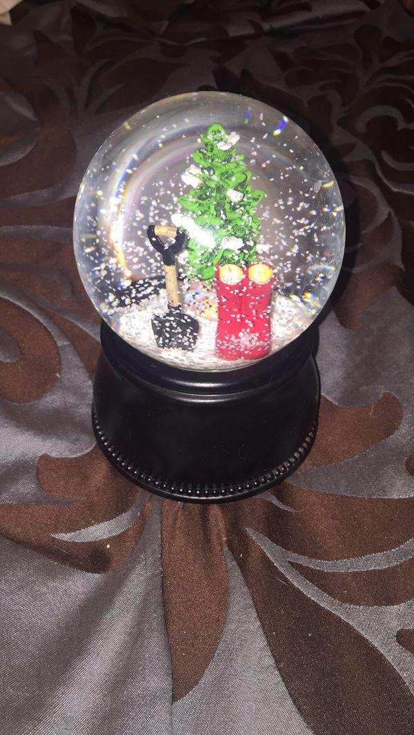 Disney pins, snow globes and Jordan's