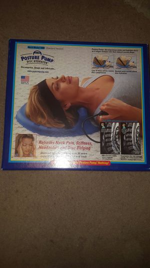Posture Pump Disc Hydrator for Sale in Chevy Chase, MD