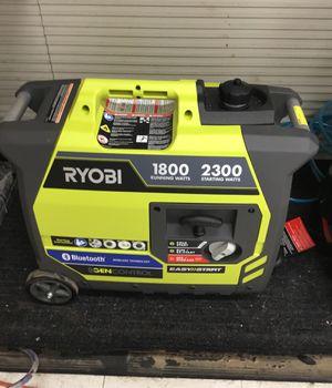 Ryobi super quiet generator for Sale in Pearl, MS