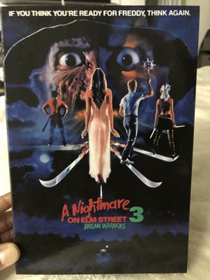 A Nightmare on Elm Street 3 dream warriors Freddy's doll for Sale in Lancaster, TX